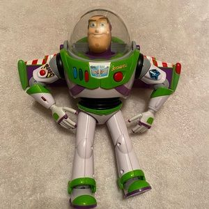Buzz Lightyear action figure
